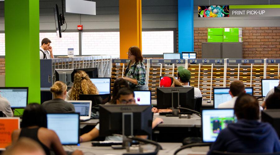 Printing in the Libraries - University at Buffalo Libraries