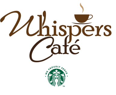 whispers cafe