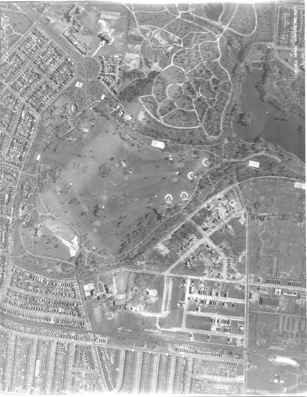 Aerial Photographs Of WNY Amp Buffalo  Map Collection