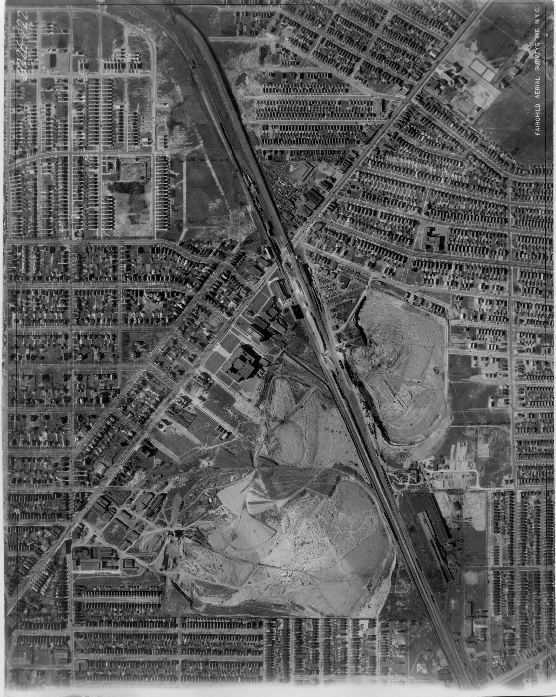 Home Aerial Photographs Of Buffalo And WNY Research Guides At - Ub north campus map