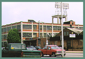 Former Kittinger Furniture building