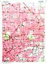 Buffalo 1965 map