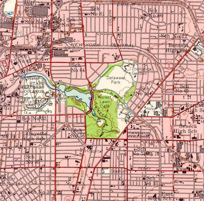 Topographic Maps  Map Collection  University At Buffalo