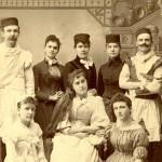 Silver Creek Shakespeare Club Photograph, circa 1890