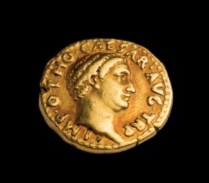 Otho. Roman Emperor; reigned for three months in 69 AD