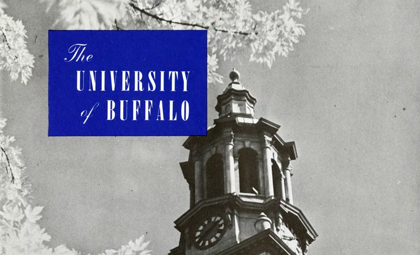 university at buffalo recruitment brochures and pamphlets collection