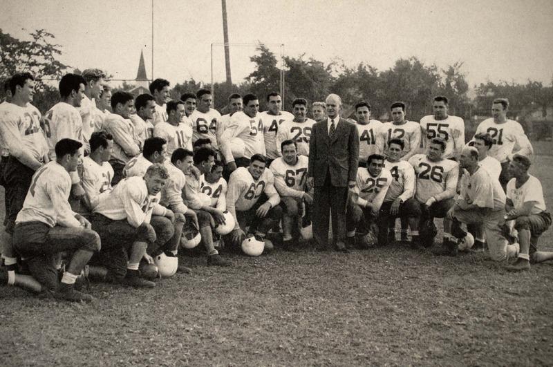 1950 Buffalo Bulls Football - UB Sports University at ...