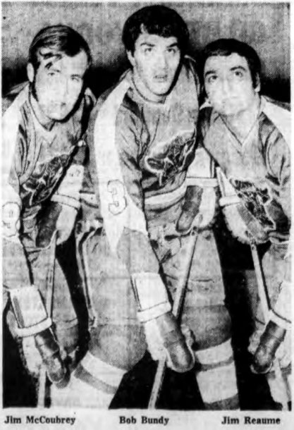 1970 1971 Buffalo Bulls Hockey Ub Sports University At