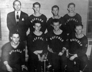 Cross Country Team 1948-1949