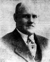 George W. 'Dim' Batterson portrait