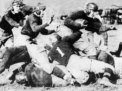 Action photo of Jim Allinger