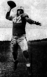 quarterback Jules Licata