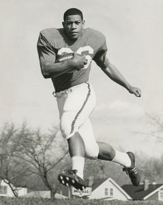 Larry Csonka of Syracuse