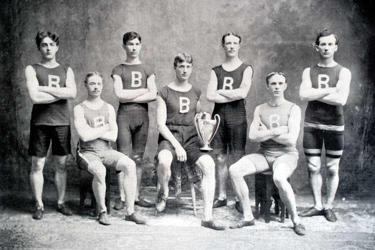 Track Team 1899-1900