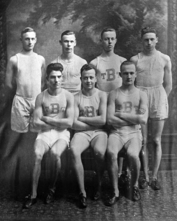 Track Team 1918-1919