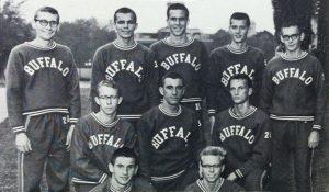 Cross Country Team 1964-1965